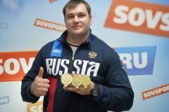 Юрист штангиста Ловчева: У Алексея Олимпиада на носу, для САS это аргумент