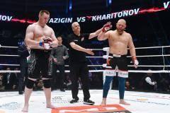 Харитонов получил в глаз и попросил реванш. Необычный M-1 Challenge в Петербурге