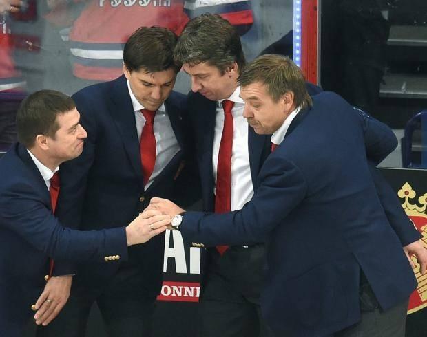 Знарок возглавит ЦСКА, Никитин и Витолиньш станут помощниками?