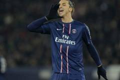 Лига 1. 17-й тур. «Бордо» и «Сент-Этьен» разошлись миром, Ибрагимович забил три гола за ПСЖ и другие матчи