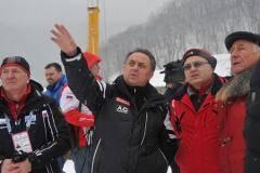 Министр спорта Виталий Мутко: Проверяем каждую мелочь
