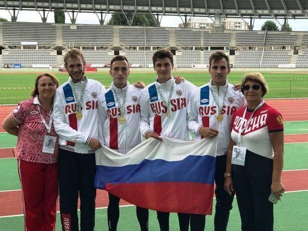 Муратов – двукратный победитель летних Европейских игр INAS