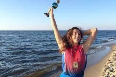 Юлия Рихтер – победительница этапа Кубка мира по гиревому спорту