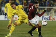 «Ростов» сыграл вничью со «Спартой» и вышел в 1/8 финала ЛЕ