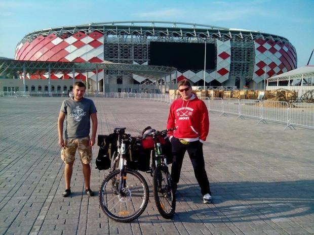 В Казань – на велосипедах!