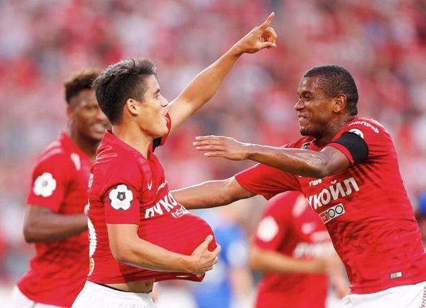 Хорошо, что «Спартак» вылетел в Лигу Европы! Россия vs. Франция в рейтинге УЕФА