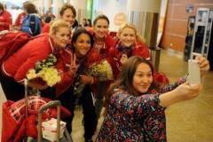 «Банзай» вместо бонсай. Российские керлингистки привезли из Японии бронзу чемпионата мира