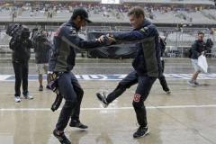 «Под дождем я мог победить». Как Квят провел «Гран-при США»