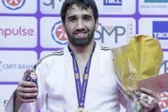 «Этот турнир – та же Олимпиада»: в Санкт-Петербурге прошел «Мастерс» по дзюдо