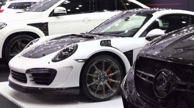 В конце лета пройдет Московский международный автомобильный салон 2018