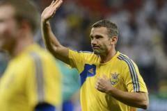 Андрей Шевченко: Сыграть за сборную Украины? Спасибо, я закончил
