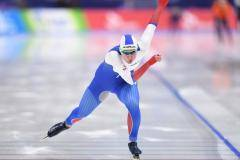 Голикова и Яманака – одни из героев первого дня ЧМ по конькам