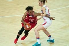 Россия уступила Турции в матче за пятое место на женском Евробаскете и не сыграет на Олимпиаде