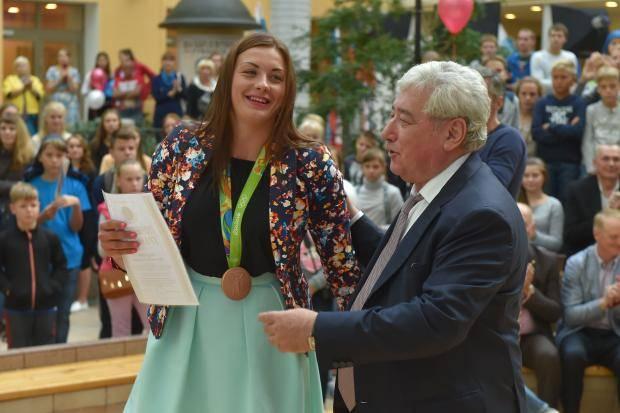 Она – Месси российских бассейнов. Девушка, которая не отдает чемпионство 14 лет!