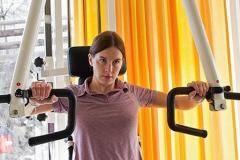 Мария Комиссарова: Я упорная, я обязательно буду ходить