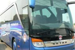 Хоккейный клуб «Торпедо» заложил собственный автобус из-за долгов