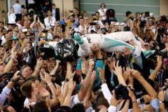 И все-таки Нико! Росберг стал чемпионом «Формулы-1»