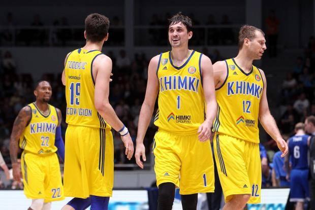 Потушили «Зенит». «Химки» сократили отставание в полуфинале Лиги ВТБ