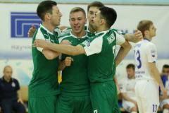 Финал Кубка России по мини-футболу начался со скандала