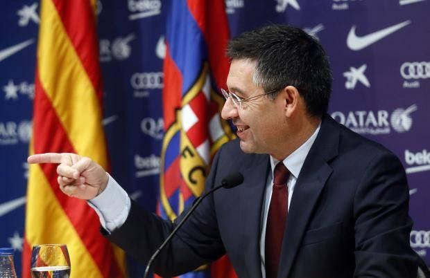 Выборы нового президента «Барселоны» состоятся в конце сезона
