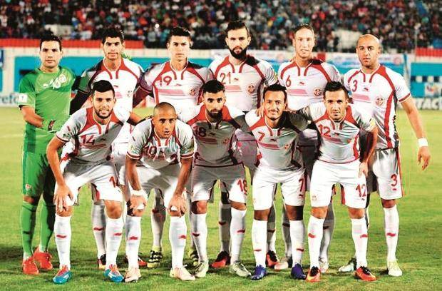 Смотреть Сборная туниса по футболу видео