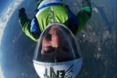 Прыгнуть без парашюта с высоты 7600 метров и не разбиться!