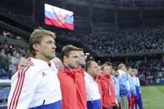 Евгений Бушманов: Чалов не играл, так как Мелкадзе лучше в единоборствах
