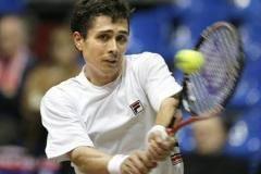 Турнир ATP в Майами. 2-й круг. Джокович победил Багдатиса, Чилич обыграл Куницына и другие матчи