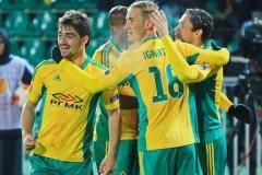 «Динамо» упустило победу в матче с «Кубанью»