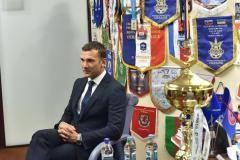 Борщ Шеве приготовит Тошич. Какой будет сборная Украины на Евро