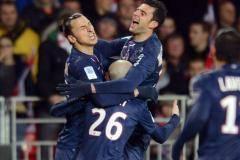 Лига 1. 26-й тур. ПСЖ обыграл «Марсель», Бэкхем помог ПСЖ победить. Все матчи