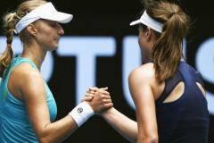 Макарова проиграла Конте в 1/8 финала Australian Open