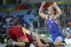 Валерия Коблова: Мы, борцы – как животные, чувствуем соперниц всем телом