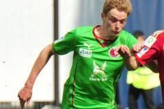 Могилевец отправился на матч молодежной сборной России против Эстонии