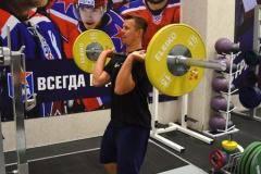 Екатерина Дьяченко не смогла пробиться в восьмерку сильнейших