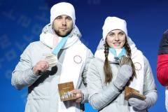 Олимпийский детектив. CAS отобрал бронзу у Брызгаловой и Крушельницкого