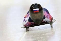 Ярнольд победила в скелетоне на Олимпиаде в Сочи, Никитина - третья