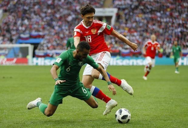 «Россия – Саудовская Аравия – две худших команды турнира». Обзор иностранных СМИ