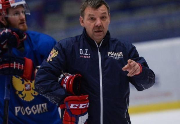 Знарок улетел в Америку. На каких матчах НХЛ побывает штаб сборной России?