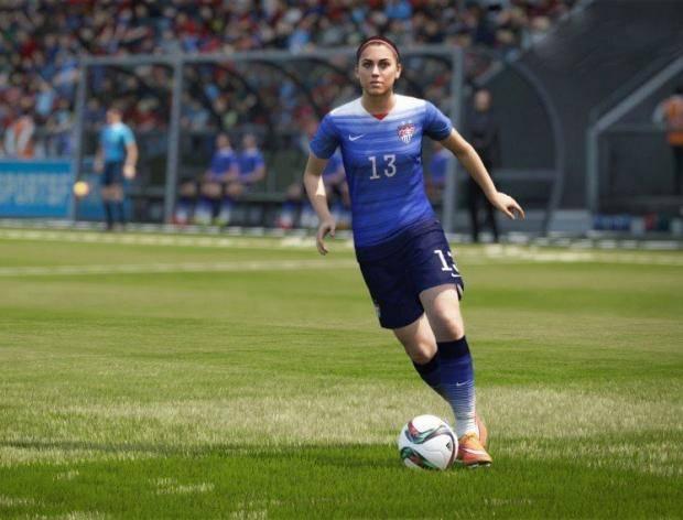 Новые времена. Обзор FIFA 16