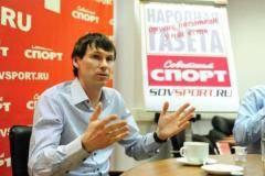 Егор Титов: К «молодежке» поЕвро-2013уменя претензий нет