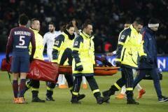 Ужасная травма Неймара, новый рекорд Роналду и великолепный гол Коутиньо (видео)
