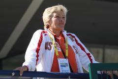 Старший тренер сборной России Елена Рабая: Времени ждать лично у меня нет