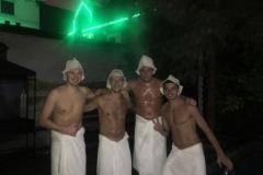 Дзюба в метро, Юсупов в бане. Как провели отпуск игроки «Зенита»