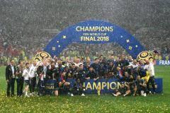 «Сбылась детская мечта, мы – чемпионы мира». Франция – о триумфе на ЧМ-2018