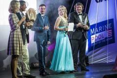 Владимир Просихин и Елена Калинина – лучшие яхтсмены 2015 года