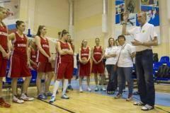 Сборная России проиграла команде Литвы на чемпионате Европы