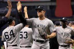 «Тампа-Бэй Рэйз» – «Нью-Йорк Янкиз». Прогноз и ставка Дмитрия Донского