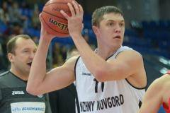 17 очков Антонова помогли «Нижнему Новгороду» обыграть «Нимбурк»