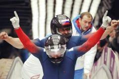 Виталий Мутко: Зубков и Воевода очень убедительно выиграли золото в бобслее на Олимпиаде